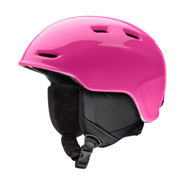 Picture of SMITH ALPINE SKI HELMET ZOOM PINK FOR JUNIORS