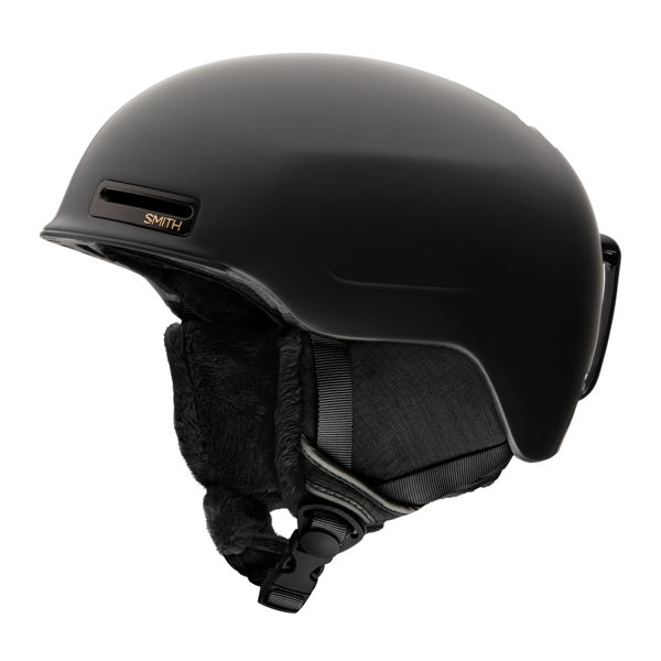 Picture of SMITH ALPINE SKI HELMET ALLURE MIPS MATTE BLACK PEARL