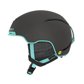 Picture of GIRO ALPINE SKI HELMET TERRA MIPS MATTE COAL/COOL BREEZE FOR WOMEN