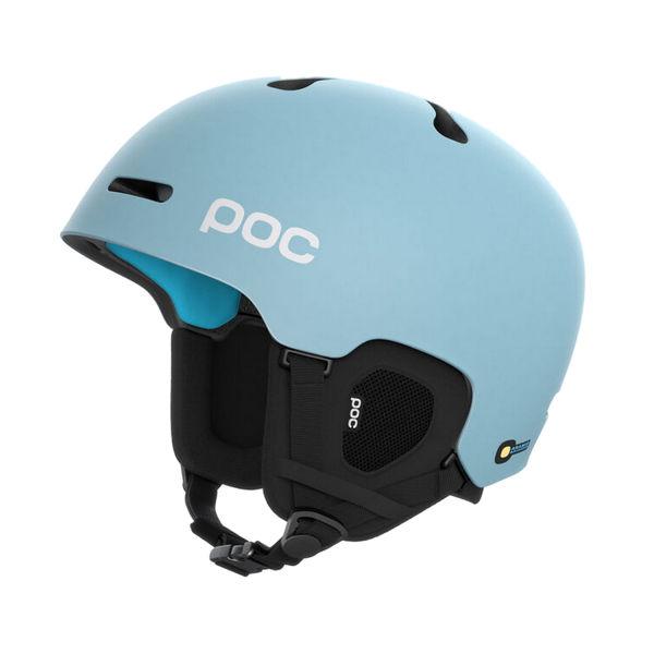 Picture of POC ALPINE SKI HELMET FORNIX SPIN CRYSTAL BLUE