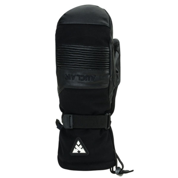 Picture of AUCLAIR MITTENS TRAVERSE BLACK FOR MEN