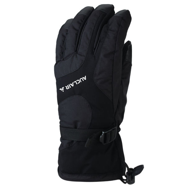 Picture of AUCLAIR GLOVES WHY NOT JR BLACK FOR JUNIORS