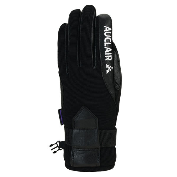 Picture of AUCLAIR GLOVES LILLEHAMMER BLACK FOR MEN
