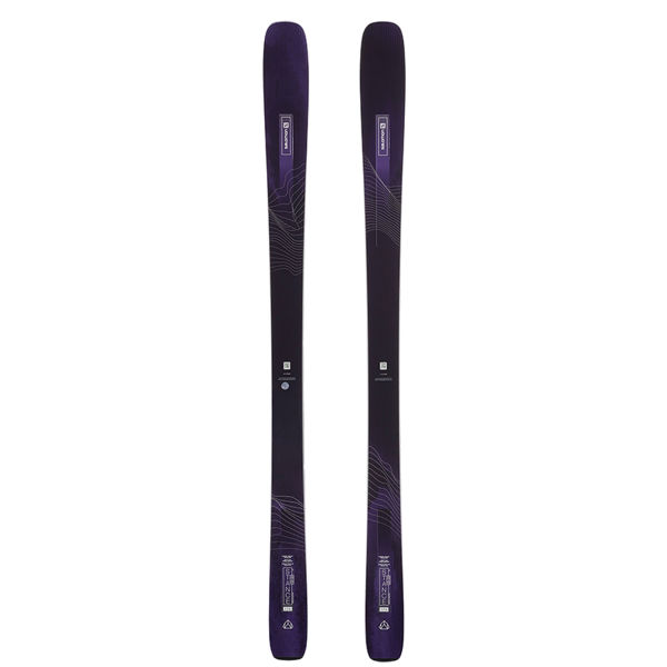Picture of SALOMON ALPINE SKIS STANCE W 88 2021 FOR WOMEN