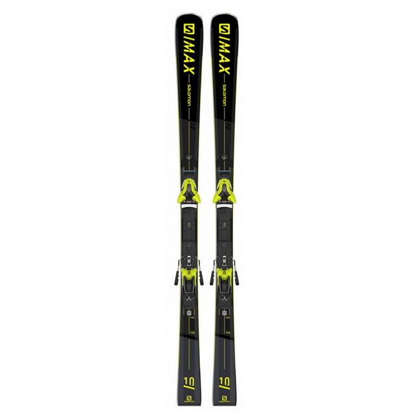 Picture of SALOMON ALPINE SKIS S/MAX 10 W/ Z12 GW 2021 (WITH BINDINGS)