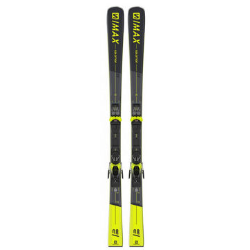 Picture of SALOMON ALPINE SKIS S/MAX 8 W/ M11 GW 2021 (WITH BINDINGS)