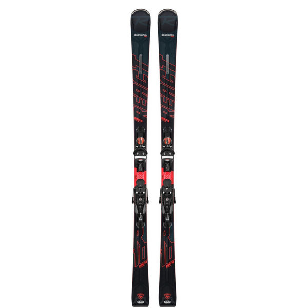 Picture of ROSSIGNOL ALPINE SKIS REACT R10 TI W/ SPX 12 2021 (WITH BINDINGS)