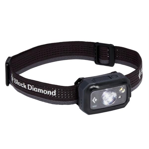Image sur BLACK DIAMOND LAMPE FRONTALE REVOLT 350 GRAPHITE