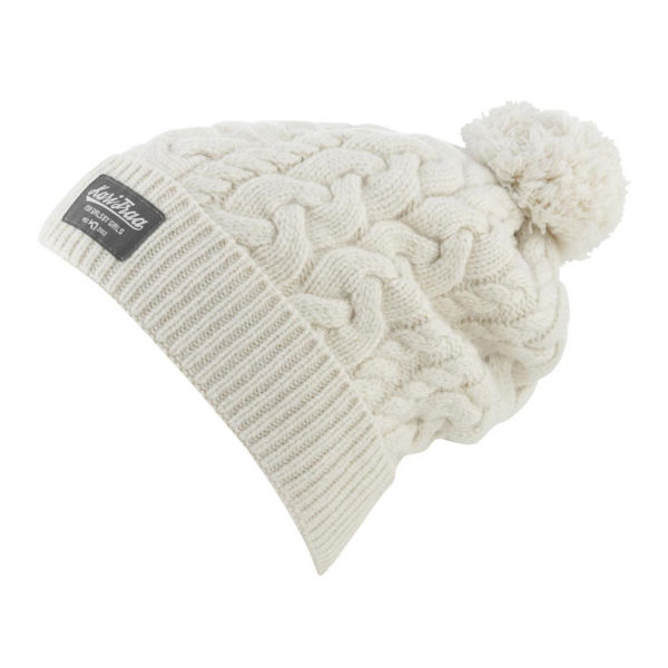 Picture of KARI TRAA HAT SAUE WHITE FOR WOMEN