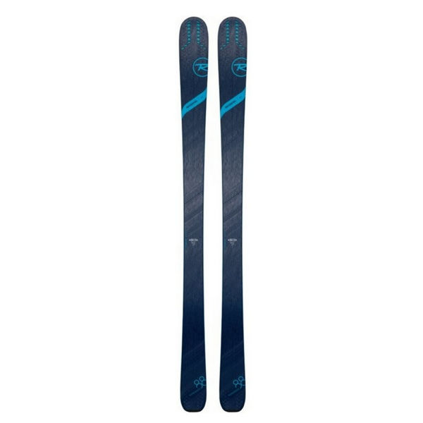 Picture of ROSSIGNOL ALPINE SKIS EXPERIENCE 88TI W/NX12 DUAL BLUE 2019 FOR WOMEN (WITH BINDINGS)
