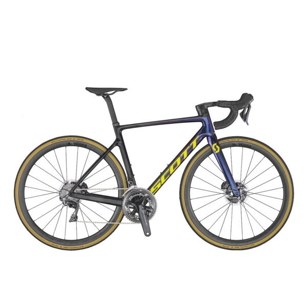 Picture of SCOTT ROAD BIKE ADDICT RC PRO PURPLE 2020