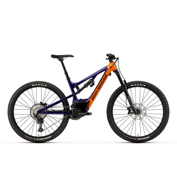 Picture of ROCKY MOUNTAIN MOUNTAIN BIKE INSTINCT POWERPLAY A70 BC EDITION ORANGE/PURPLE 2021