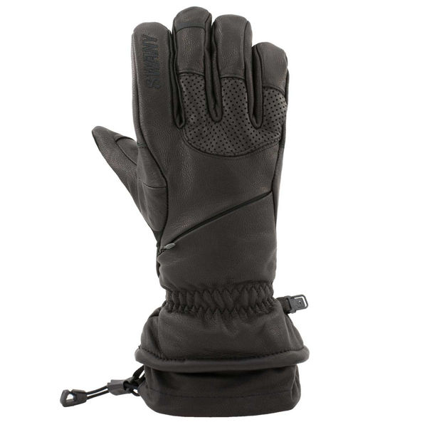 Picture of SWANY GLOVES HAWK BLACK FOR MEN
