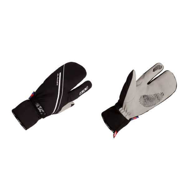 Picture of KV+ GLOVES GLACIER GLOVES PRO-WIND-TECH BLACK