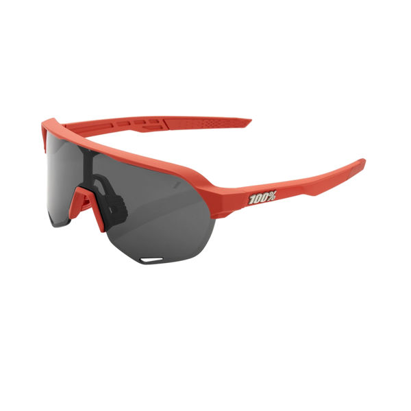 Picture of 100% SUNGLASSES S2 SOFT TACT CORAL
