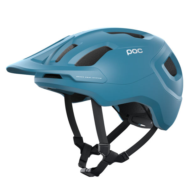 Picture of POC BIKE HELMET AXION SPIN (CPSC) BASALT BLUE MATT