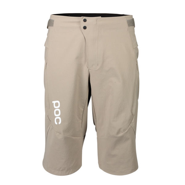 Picture of POC SHORTS INFINITE ALL-MOUNTAIN MOONSTONE GREY FOR MEN