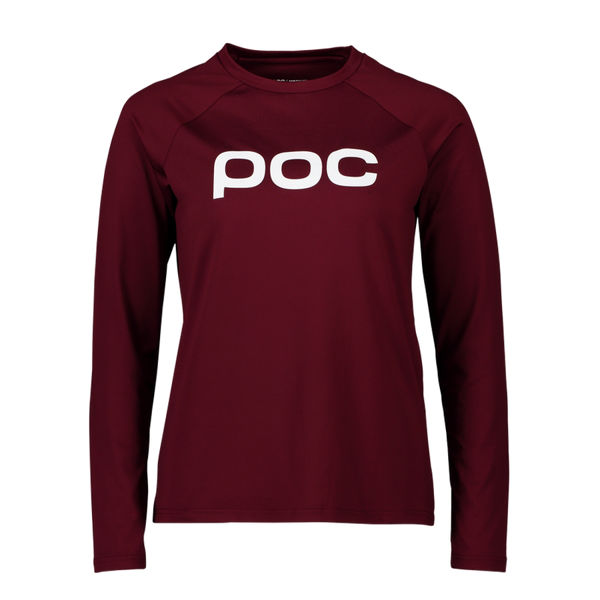 Picture of POC BIKE JERSEY REFORM ENDURO PROPYLENE RED FOR WOMEN