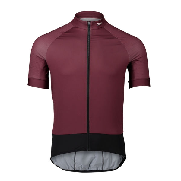 Picture of POC BIKE JERSEY ESSENTIAL ROAD PROPYLENE RED FOR WOMEN