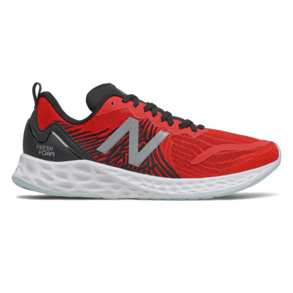 Picture of NEW BALANCE ROAD RUNNING SHOES FRESH FOAM TEMPO RED FOR MEN