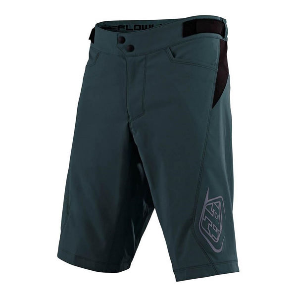 Picture of TROY LEE DESIGNS SHORTS WITH CHAMOIS FLOWLINE LIGHT MARINE FOR MEN