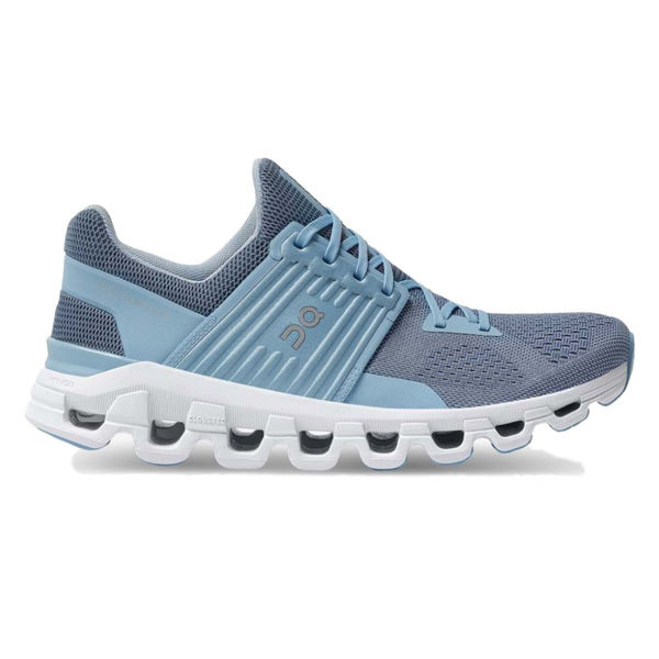 Picture of ON ROAD RUNNING SHOES CLOUDSWIFT LAKE/SKY FOR WOMEN