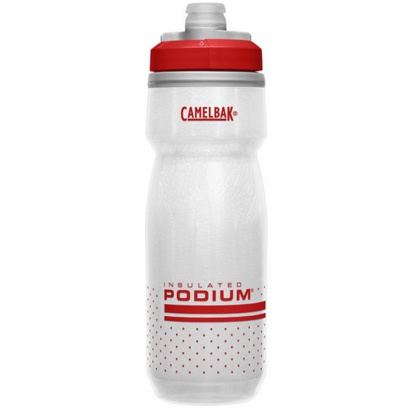 Picture of CAMELBACK BOTTLE PODIUM CHILL 21OZ RED/WHITE