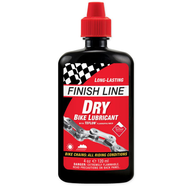 Picture of FINISH LINE DRY LUBE TEFLON PLUS 4OZ (120 ML) RED