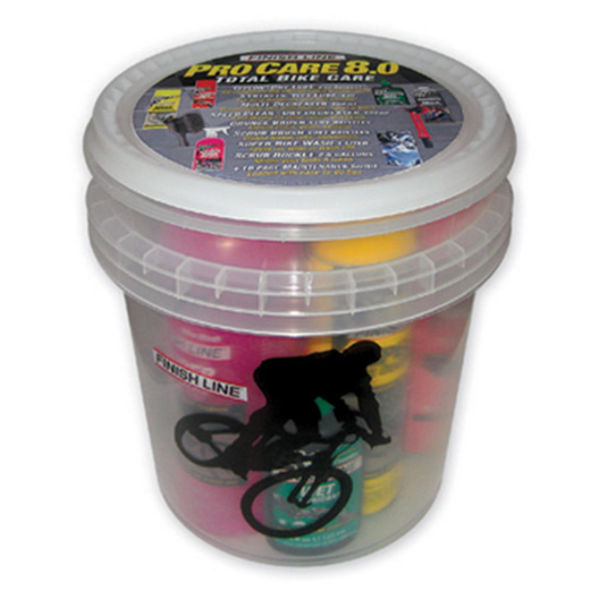 Picture of FINISH LINE KIT PRO CARE BUCKET 6.0 BLACK