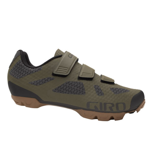 Picture of GIRO BIKE SHOES RANGER OLIVE/GUM