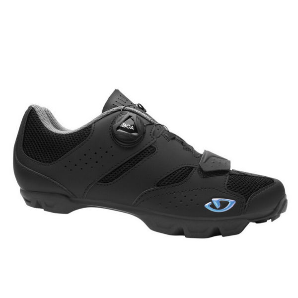 Picture of GIRO BIKE SHOES CYLINDER II BLACK FOR WOMEN