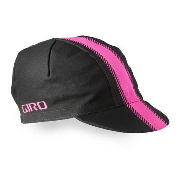 Picture of GIRO CAP CLASSIC BLACK/PINK