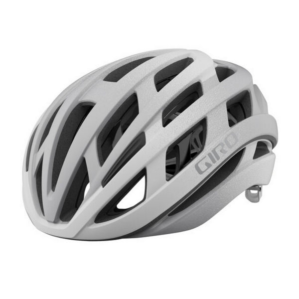 Picture of GIRO BIKE HELMET HELIOS SPHERICAL WHITE/SILVER
