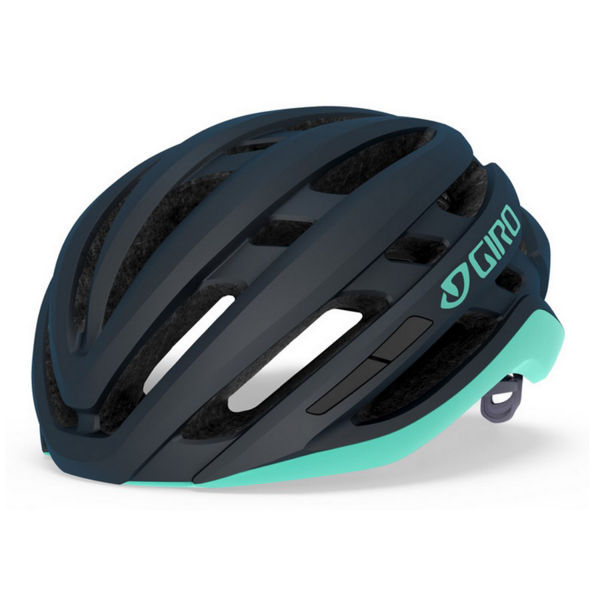 Picture of GIRO BIKE HELMET AGILIS MIPS MATTE MIDNIGHT / COOL BREEZE FOR WOMEN