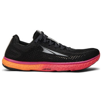 Picture of ALTRA ROAD RUNNING SHOES ESCALANTE RACER BLACK/ORANGE FOR WOMEN