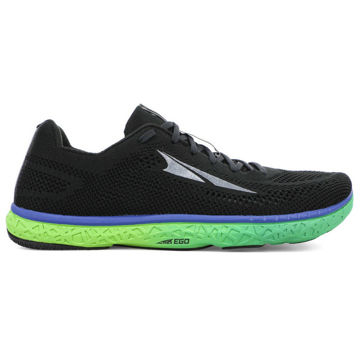 Picture of ALTRA ROAD RUNNING SHOES ESCALANTE RACER BLACK/GREEN FOR MEN