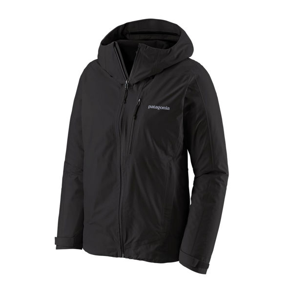 Picture of PATAGONIA JACKET CALCITE BLACK FOR WOMEN