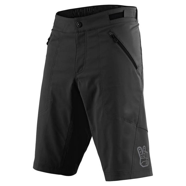 Picture of TROY LEE DESIGN SHORTS WITH CHAMOIS SKYLINE W/LINER BLACK FOR MEN