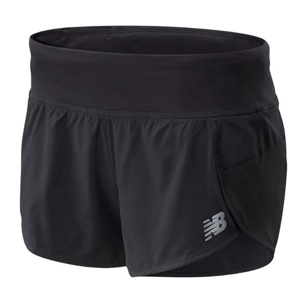 Picture of NEW BALANCE LEGGING IMPACT RUN 3 POUCES BLACK FOR WOMEN