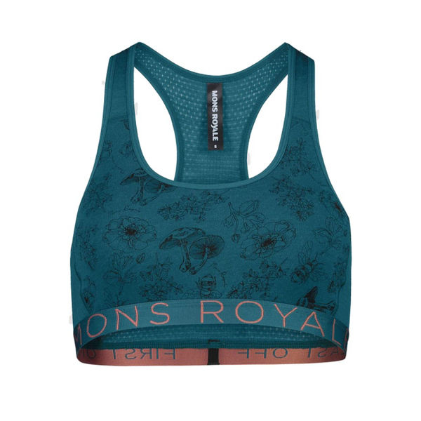 Picture of MONS ROYALE SPORTS TOP SIERRA FOREST ALCHEMY FOR WOMEN
