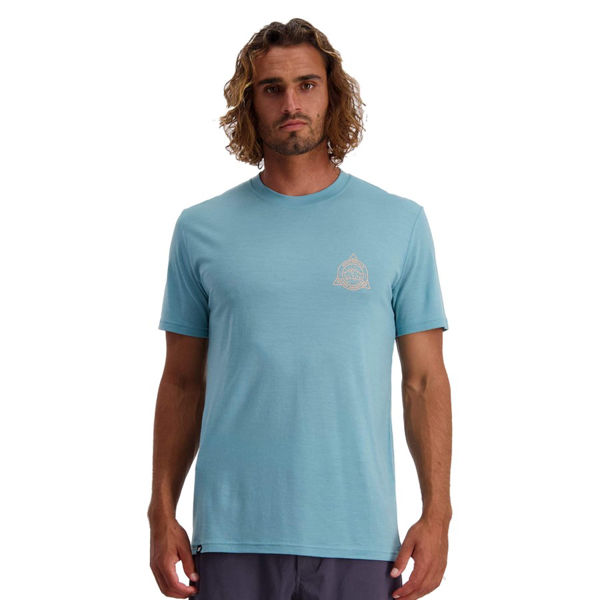 Picture of MONS ROYALE BIKE JERSEY ICON SAGE FOR MEN