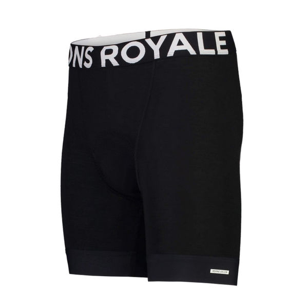 Picture of MONS ROYALE LINER WITH CHAMOIS ENDURO BLACK FOR MEN