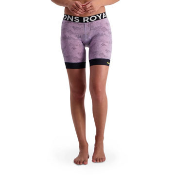 Picture of MONS ROYALE LINER WITH CHAMOIS ENDURO LILAC MICRO FOR WOMEN