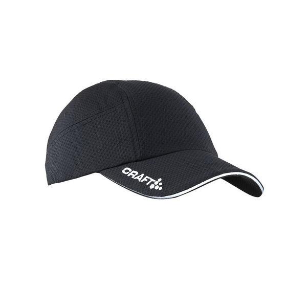 Picture of CRAFT CAP RUN BLACK