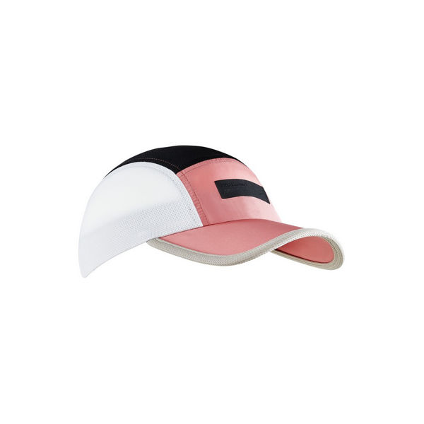 Image sur CASQUETTE CRAFT PRO HYPERVENT CORAL/WHISPE