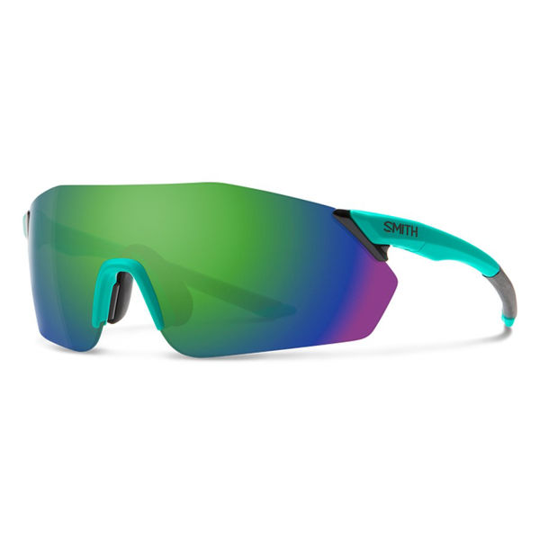 Picture of SMITH SUNGLASSES REVERB MATTE JADE/CHROMA POP GREEN MIRROR