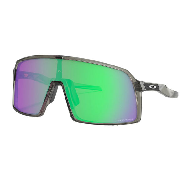 Picture of OAKLEY SUNGLASSES SUTRO GREY INK/ PRIZM ROAD JADE