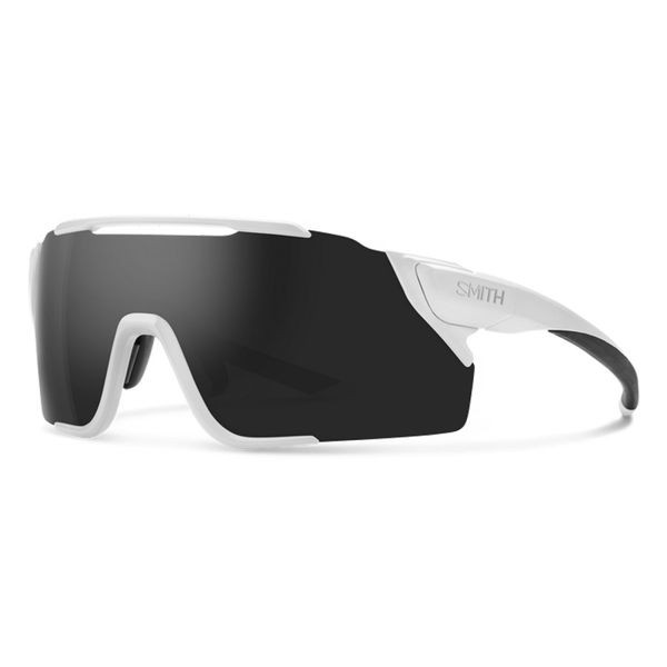 Picture of SMITH SUNGLASSES ATTACK MAG MATTE WHITE/ CHROMAPOP BLACK