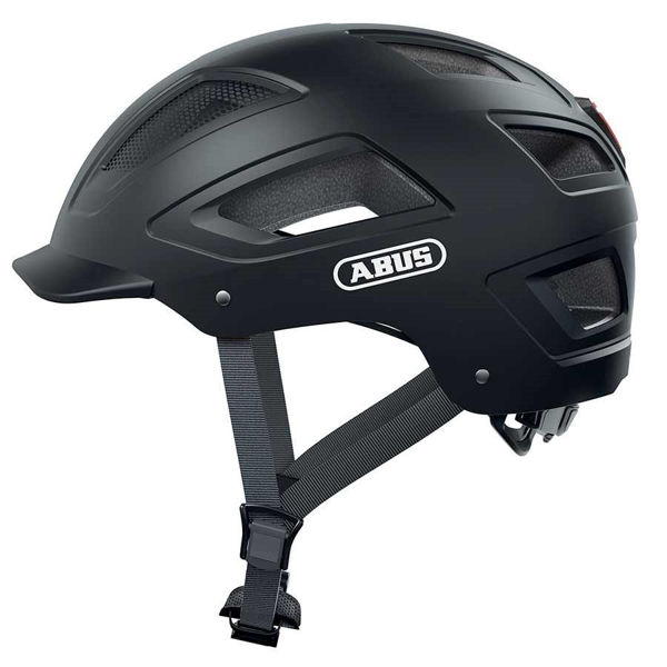 Picture of ABUS BIKE HELMET HYBAN 2.0 BLACK