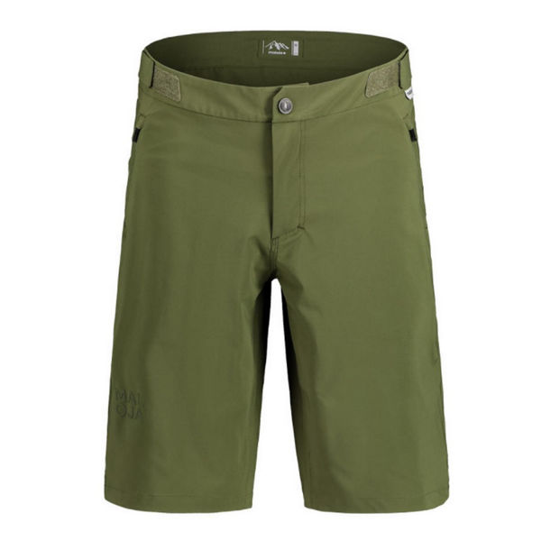 Picture of MALOJA BIBS AND SHORTS GALLASM. MOSS FOR MEN